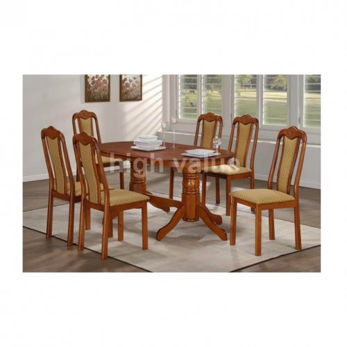 HV 25 Dining Set (1+6)