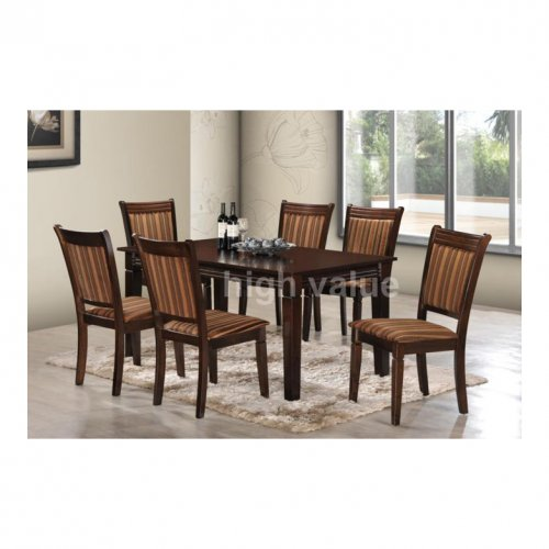 HV 3156 Dining Set (1+6)