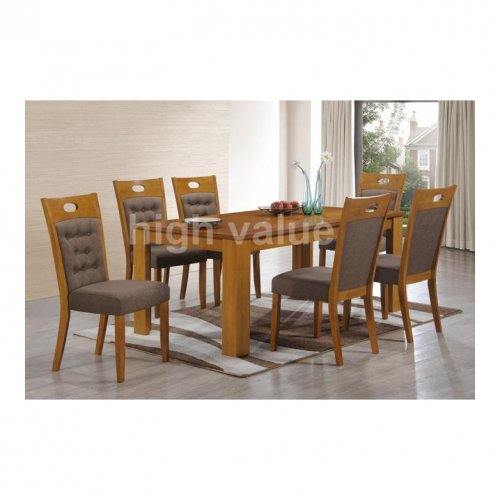 HV 3172 DINING SET (1+6)