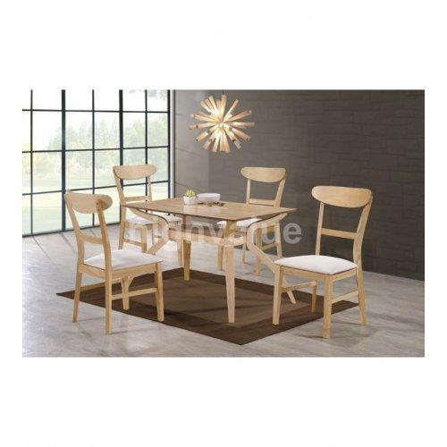 HV ONTARIO DINING SET (1+4)