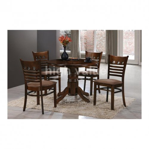 HV 3171 DINING SET (1+4)
