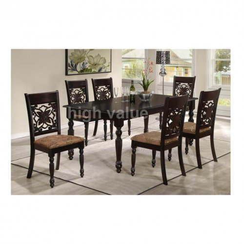HV 3125 Dining Set (1+6)