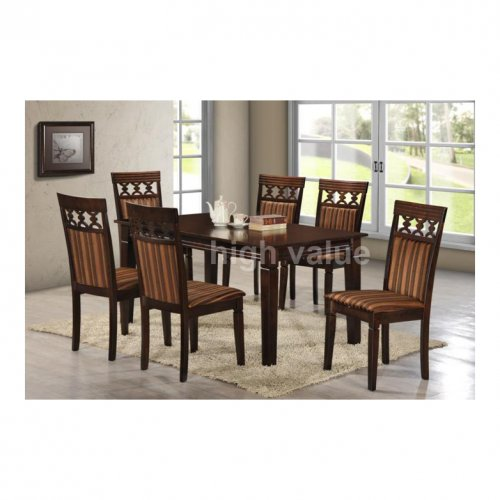 HV 3155 Dining Set (1+6)