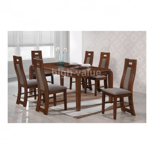 HV 3176 Dining Set (1+6)