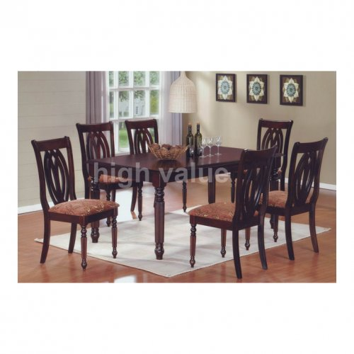 HV 3113 Dining Set (1+6)