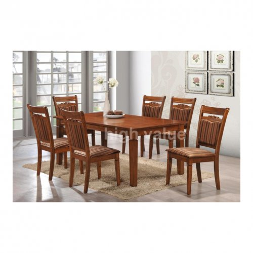 HV 3167 Dining Set (1+6)