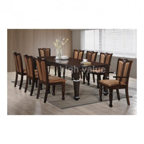 HV 3152 Dining Set (1+8)