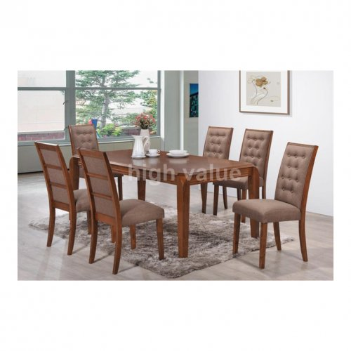 HV 3168 Dining Set (1+6)