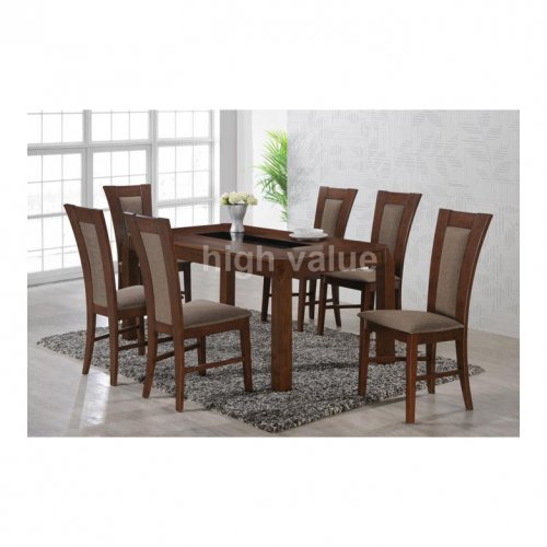 HV 3178 Dining Set (1+6)
