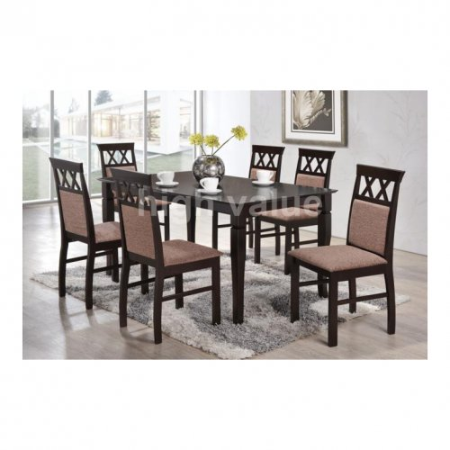 HV 3149 Dining Set (1+6)