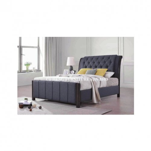SPENCER QUEEN BED