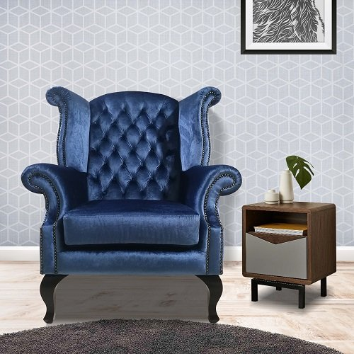 Retro Wing Chair