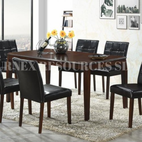 RUBY 1+6 DINING SET