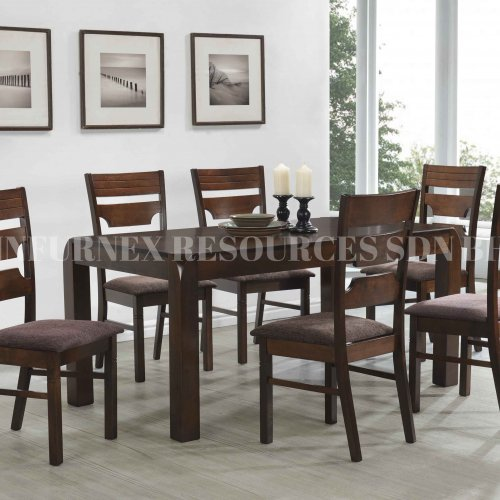 S-MORIN 1+6 DINING SET