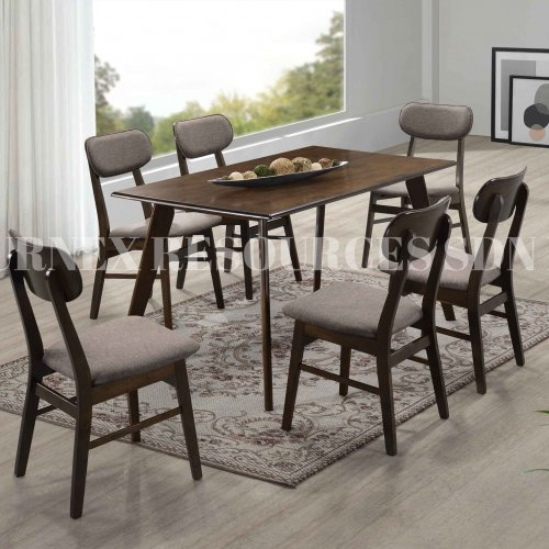 ETOLIN 1+6 DINING SET
