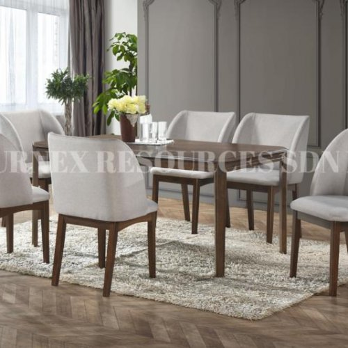 JANE 1+6 DINING SET