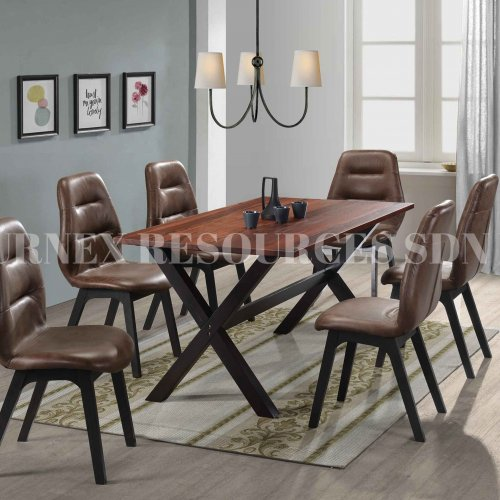 ROCCO 1+6 DINING SET