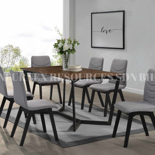ASHLEY 1+6 DINING SET