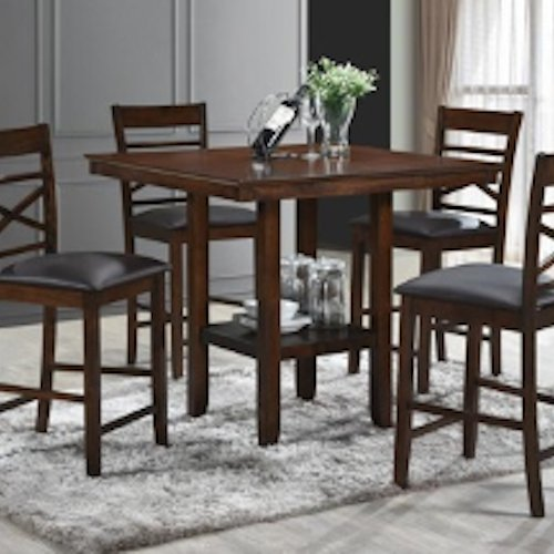 Table HG904PT and Chair HG314PC